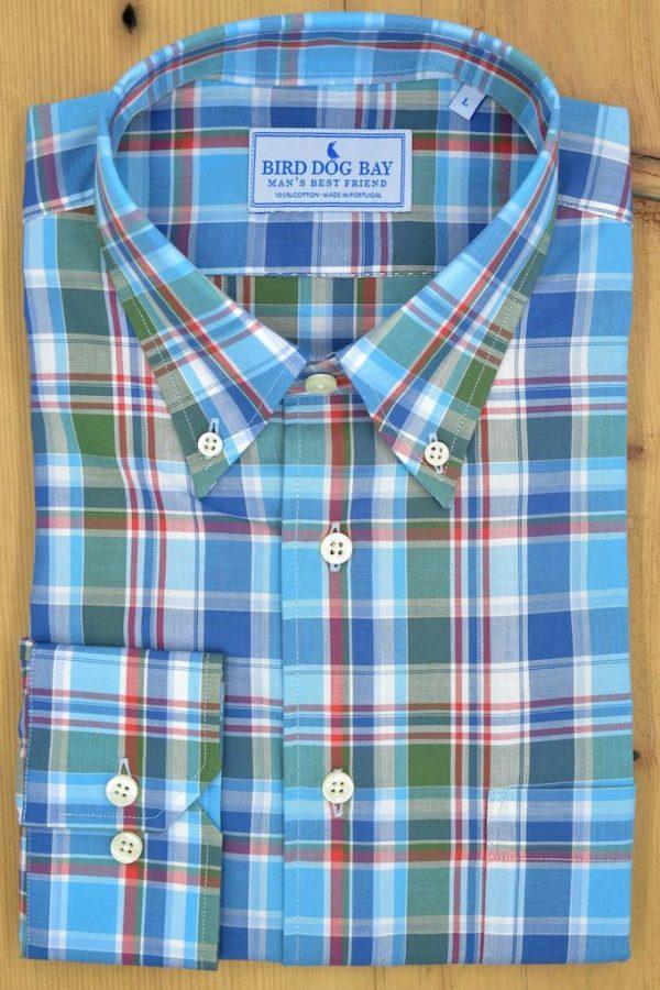 Quinn: Woven Cotton Shirt