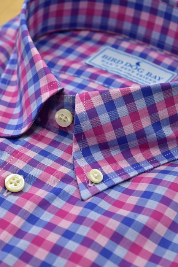 Stirling: Woven Cotton Shirt