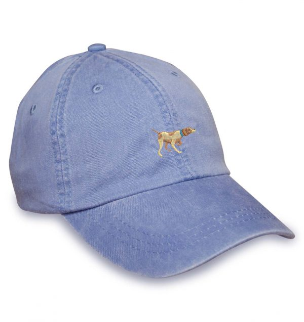 Pointer Sporting Cap – Blue