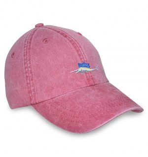 Marlin Sporting Cap – Red