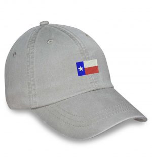 Texas Flag Sporting Cap – Stone
