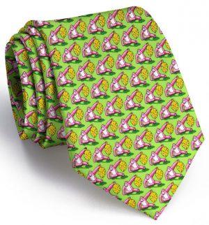 800 Pound Gorilla: Tie - Green