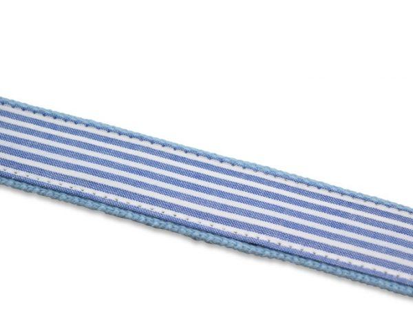 Lucky Belt: Embroidered Belt - Sand