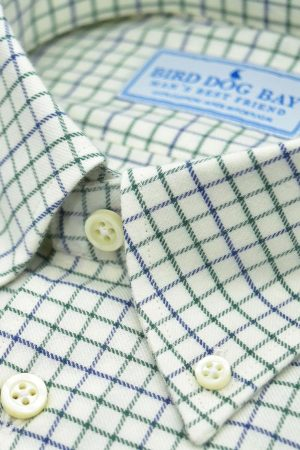 Derry: Brushed Cotton Shirt
