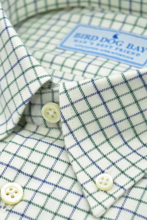 Derry: Brushed Cotton Shirt