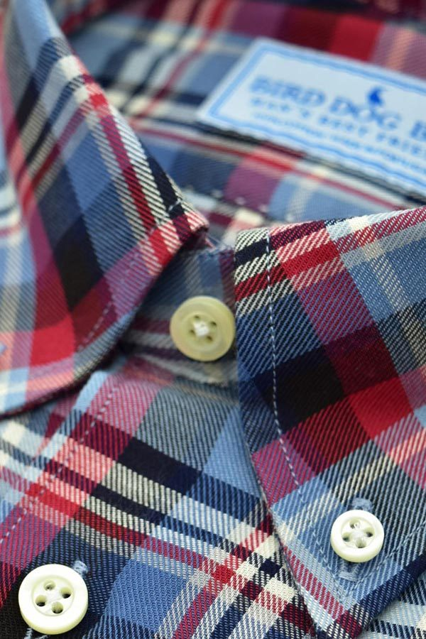 Lucca: Woven Cotton Shirt