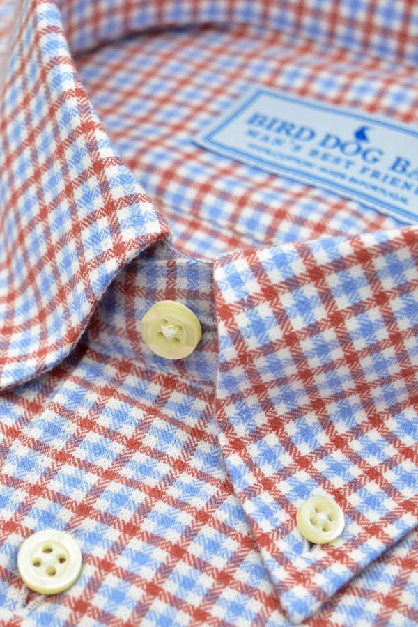 Palma: Brushed Cotton Shirt