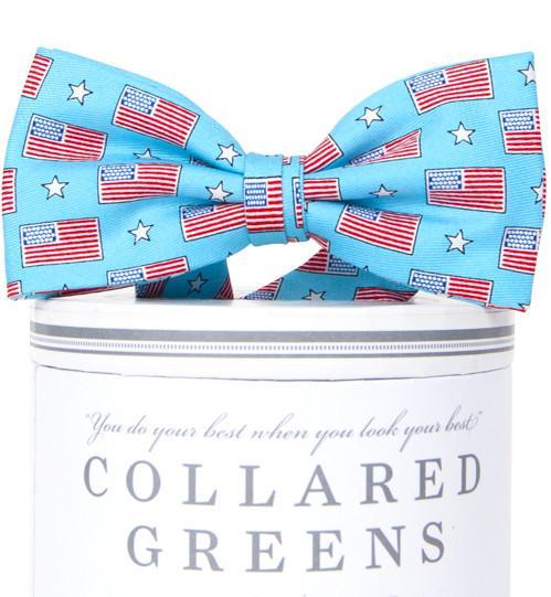 Old Glory: Boys Bow Tie - Carolina