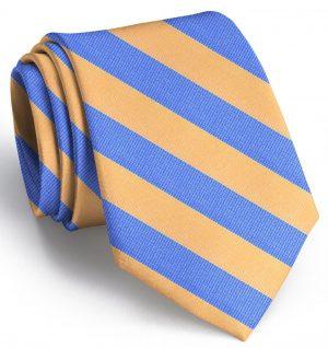 Kapalua: Tie - Orange/Blue