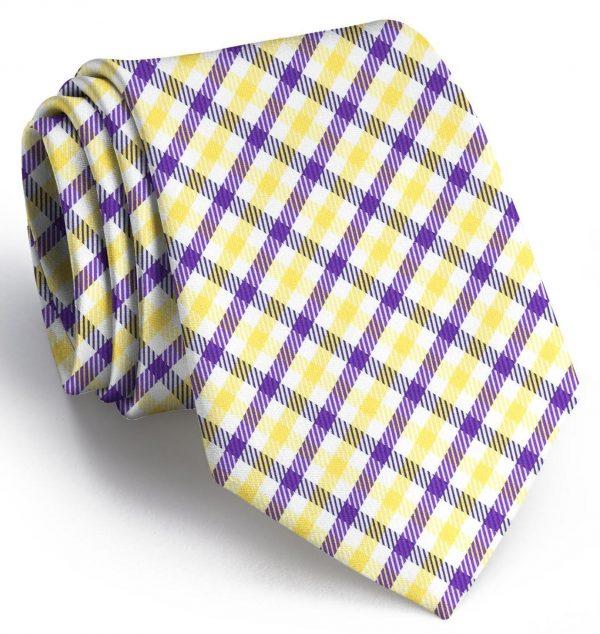 Gameday: Tie - Purple/Gold