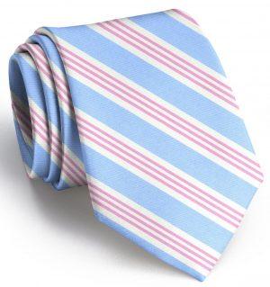 Homestead: Tie - Carolina/Pink