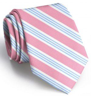 Homestead: Tie - Pink/Carolina