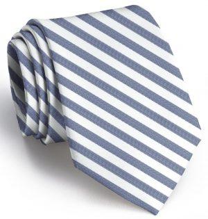 Kiawah: Tie - Navy/White