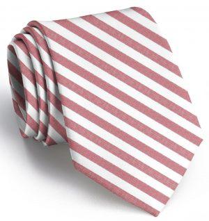 Kiawah: Tie - Red/White