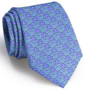 Horseshoe Rings: Tie - Violet