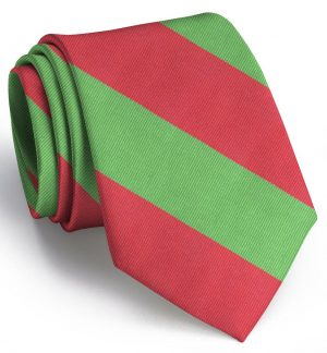 Griswold: Tie - Red/Green