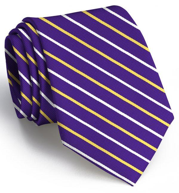Lewis: Extra Long - Purple/Yellow