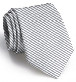 Signature Series: Tie - Gray