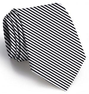 Signature Series: Tie - Black