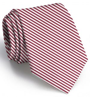 Signature Series: Tie - Crimson