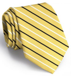 Lewis: Tie - Yellow/Black