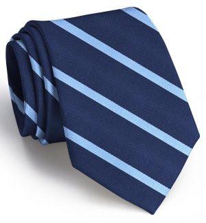 Stowe: Tie - Navy/Blue