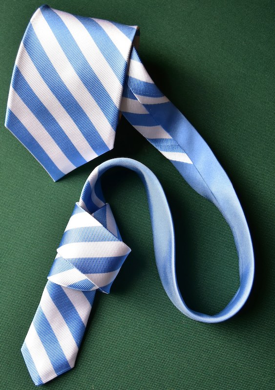 Guy Tie: Extra Long - Light Blue