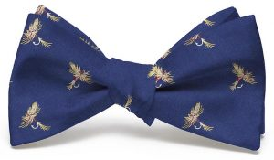 Royal Wulff Club: Bow - Navy