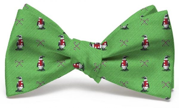 North Pole Parade Club: Bow - Green