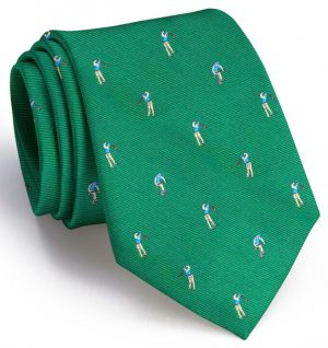 Slice! Club Tie: Boys - Green