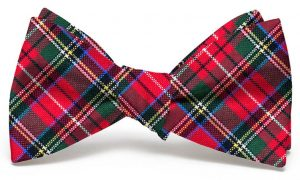Prince of Wales: Bow - Red/Green