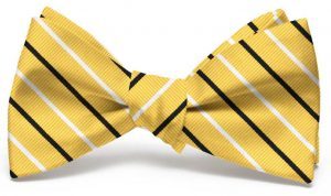 Lewis: Bow - Yellow/Black