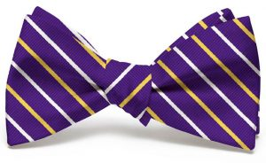 Lewis: Bow - Purple/Yellow