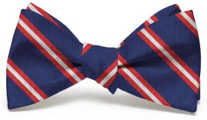 Berkshire: Bow - Navy/Red
