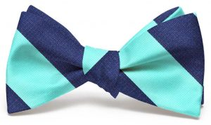 Benthaven: Bow - Mint/Navy