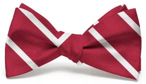 Stowe: Bow - Red/White