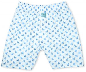 Lucky Labs: Boxers - White