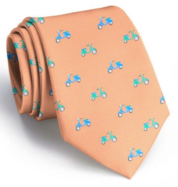 Vespas: Tie - Orange