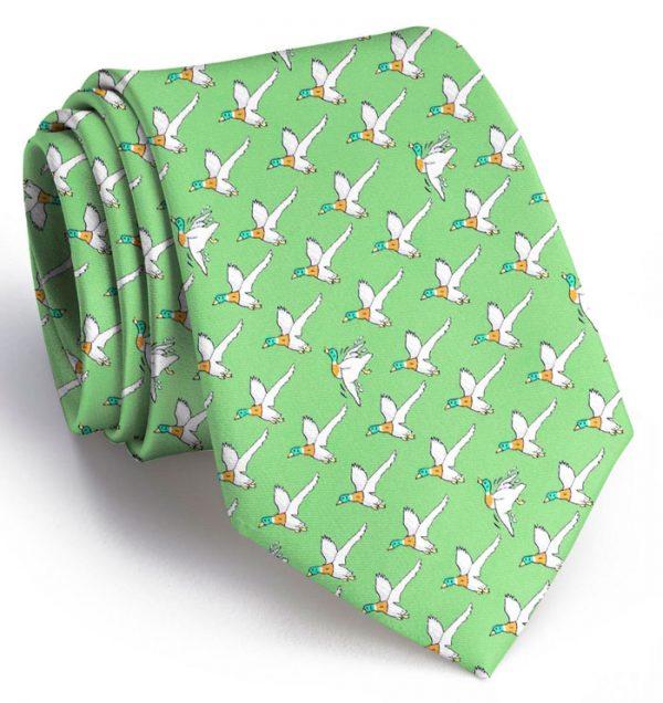 Duck Season: Tie - Sage