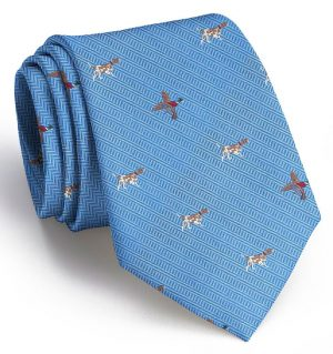 Pointer: Tie - Blue