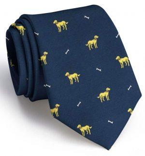 Doggone: Tie - Navy