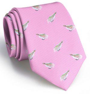 Crazy Charlie: Tie - Pink