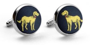 Doggone: Cufflinks - Navy