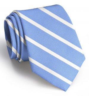 Clooney: Tie - Light Blue