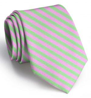 Kiawah: Tie - Pink/Green