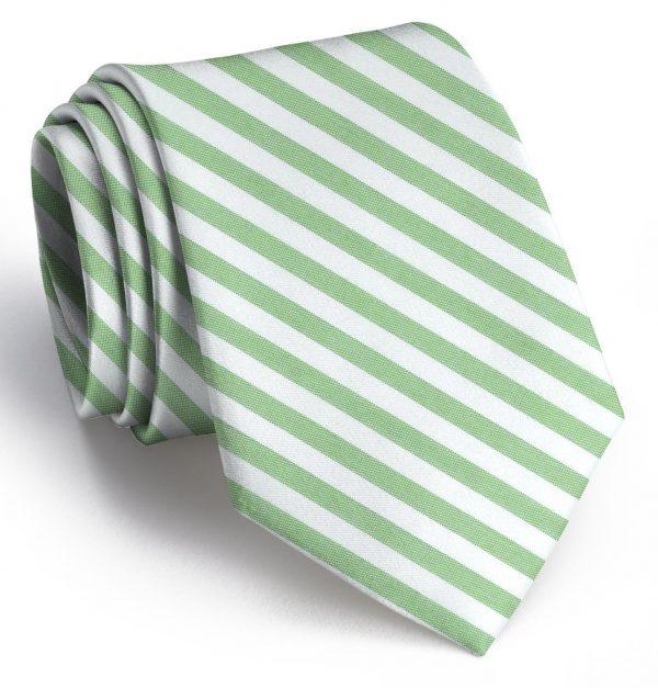 Kiawah: Tie - Green/White