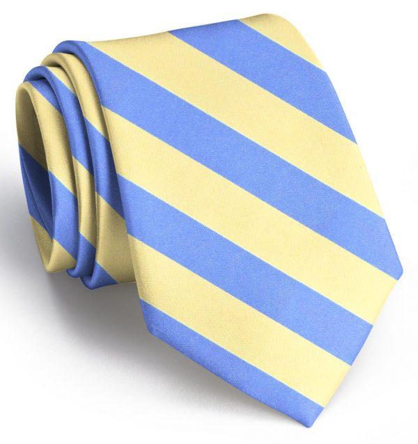 Kapalua: Tie - Yellow/Light Blue