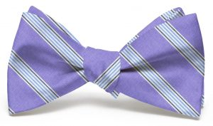 Catalina: Bow - Violet/Blue