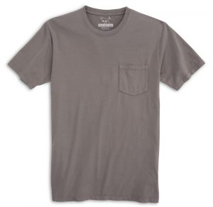 High Tide: Short Sleeve T-Shirt - Graphite