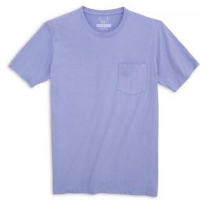 High Tide: Short Sleeve T-Shirt - Lavender